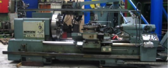 Installing our new cnc_controlling system on an old Mori-Seiki Lathe